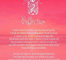 Affirmation - Reflection by CarlyMarie