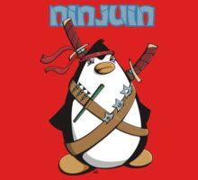 Ninjuin - The Ninja Penguin Kids Clothes