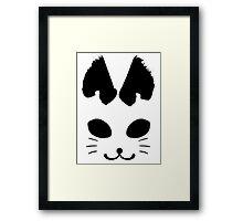Sleeping fox Framed Print