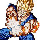 Son Goku by luisfrfr