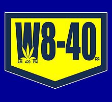 WEED 840 - twice as high by mouseman