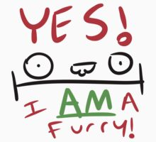 YES. I AM a furry! by TheCakeFork