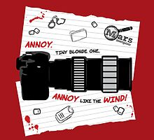 Annoy Tiny Blonde One... by LimitLyss