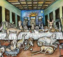 The Never-ending Supper by Elle J Wilson