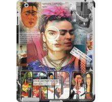 frida iPad Case/Skin