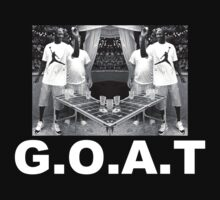 MJ GOAT by fksd