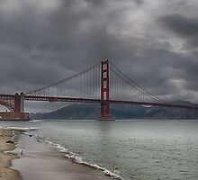 Sailing through the Gate in January by James Webb