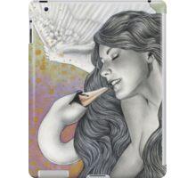 Let me love you iPad Case/Skin