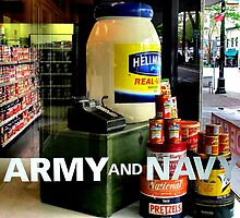 Giant Mayonnaise Jar © by Ethna Gillespie
