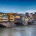 Ponte Vecchio by maophoto