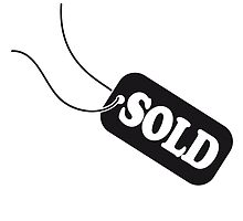 Sold sold reduced price tag by Style-O-Mat