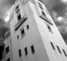 The Bridge Tower by Paul Kepron
