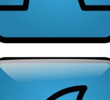 Wireshark Small Sticker