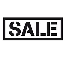 Sale percentage sale reduced price tag by Style-O-Mat