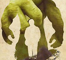 Incredible Hulk by Danni McGowan