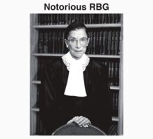 Notorious RBG by audin