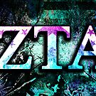 ZTA digital Color drop by sebmcnulty