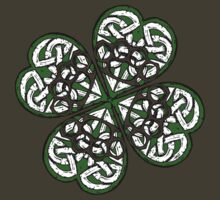 Brass Knuckle Shamrock by ZugArt