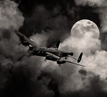 Full Moon Raid by James Biggadike