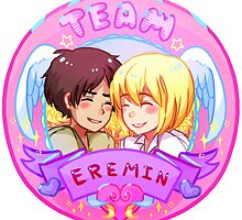 Team Eremin Merch by marburusu