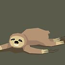 sloth by parisiansamurai