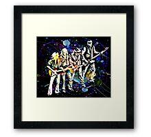 Lynyrd Skynyrd Framed Print