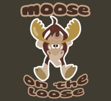 """Moose on the Loose""  by YTKidsVids"