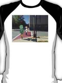 Walk in the city T-Shirt