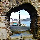 Window on the Dart by Joanne Pickering