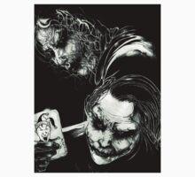Joker T-shirt by VictorRyan