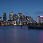 Docklands by Ursula Rodgers