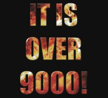 IT IS OVER 9000! Special Edition by rav9000