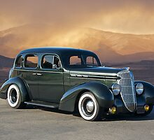 1936 Buick Sedan by DaveKoontz