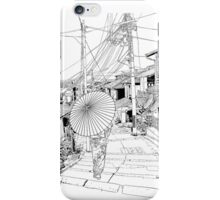 Kyoto - the old city iPhone Case/Skin