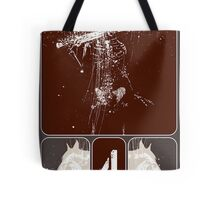 and there before me was a pale horse Tote Bag