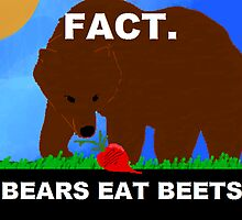 Fact. Bears Eat beats by BlackClayton