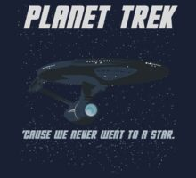 Planet Trek by Everwind