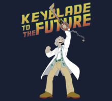 KeyBlade to Futures Past by Gary Broad