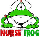 Nurse Frog by Skree