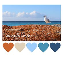 Seaside Love by fantasytripp