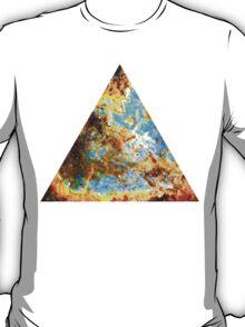 Heart and Soul Nebula Triangle | Fresh Universe T-Shirt