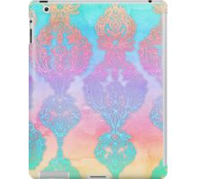 The Ups and Downs of Rainbow Doodles iPad Case/Skin