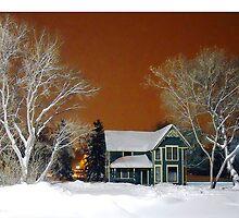 Christmas Scene by InspiredEye