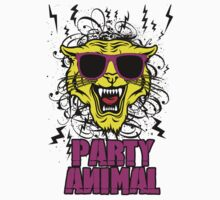Party Animal by romeotees