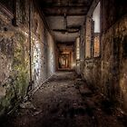 Corridor of Fire by ArthakkerHDR