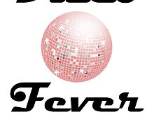 Disco Fever Disco Ball by kwg2200