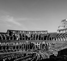 "Colosseum - ""Whispers from the Past"" by AMazzocchetti"