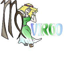 Virgo by Skree