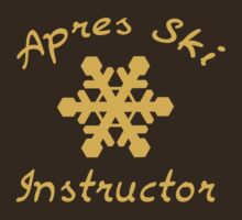 Apres Ski Instructor by BrightDesign
