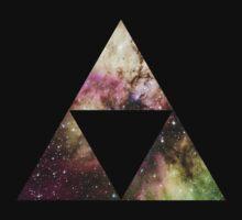 Triforce Galaxy  by Odd Clothing